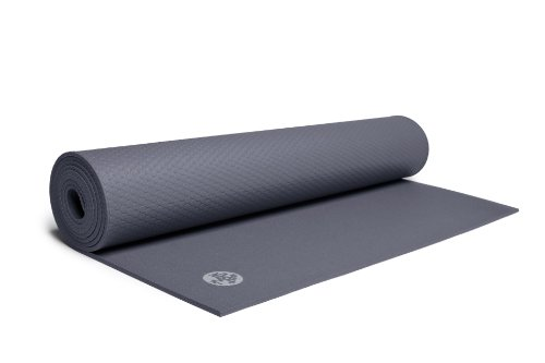 Manduka Prolite Yogamatte lang (200cm) 100% Latex-freies Material, Manduka Farben Core:Thunder