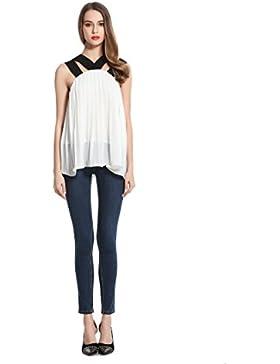 YOUNIYU - Camisas - Button Down - para mujer