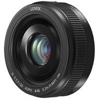 Panasonic 20 mm / F 1.7 LUMIX G II ASPH (H-H020A) Objectifs