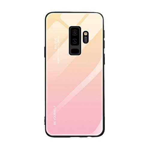 Hülle Case für Samsung Galaxy S9 Plus ultradünner PC Anti-Scratch 360 Full Protection Shockproof Hard case, passend Hülle für Samsung Galaxy S9 Plus