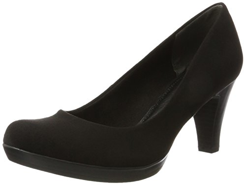 Marco Tozzi Damen 22411 Pumps, Schwarz (Black), 39 EU
