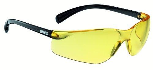 Uvex Flash S5302792219 black/yellow Fahrradbrille Sonnenbrille Radbrille (Uvex-schutzbrillen-gläser)