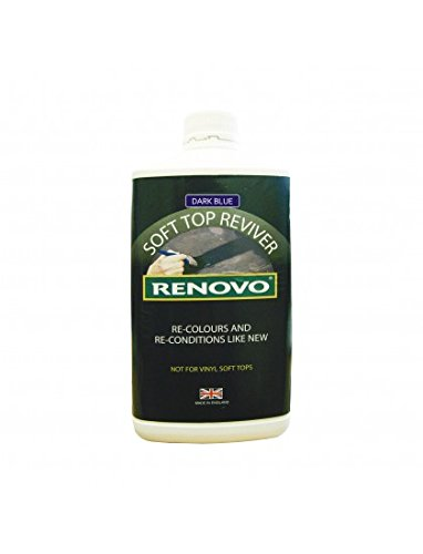 Preisvergleich Produktbild Renovo International Soft Top Reviver/blue 500 ml