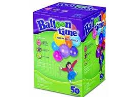 Balloon Time 50 Heliumset Helium Ballons Ballongas