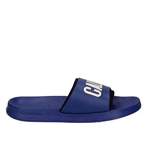 Calvin Klein Underwear Slide, Unisex Sandalen 475 Surf the web