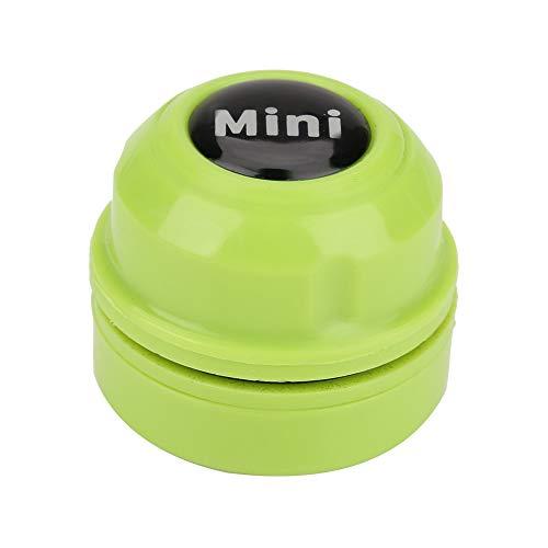 Aquarium Cleaner Mini Magnetic Aquarium Reinigungsbürste für Glas, tragbar, Fish Tank Bürste, Fensterreiniger, 8 mm grün