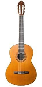 guitarras clásicas: Yamaha C40 - Guitarra clásica (tamaño 4/4), color natural