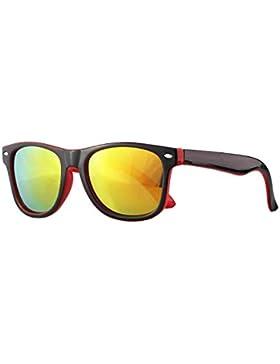 caripe Kinder Sonnenbrille Wayfarer Retro Design - barna