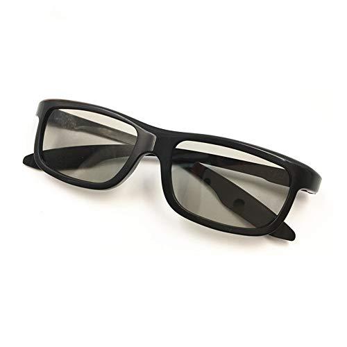 LIUYUNE,Gafas 3D polarizadas Circulares pasivas niños