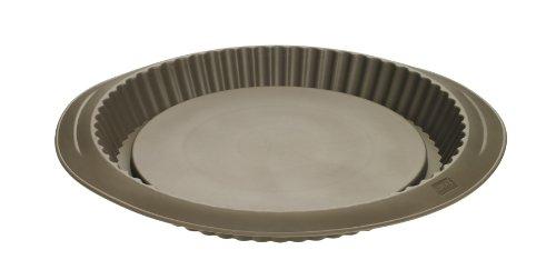 lurch-1-piece-28-cm-flexiform-fruit-flan-form-silicone-brown