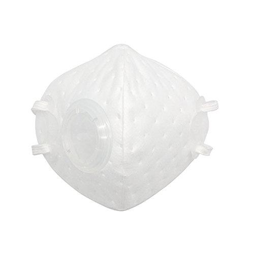 Wiederverwendbare Staub Atmungsaktive waschbar Anti-Formaldehyd,Rauch Atemschutzmasken,mit verstellbaren elastischen Gurtel,elektrostatische Baumwolle Material,mit Atemventil,Kind 3-6 Jahre (Prominente Für Halloween Werden)
