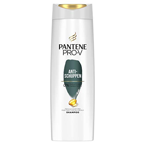 Pantene Pro-V Anti-Schuppen Shampoo Für Alle Haartypen, 3er Pack (3 x 500 ml)
