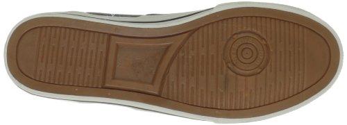 Polo Ralph Lauren Vaughn Distressed Leather Sneaker Dark Brown/Dark Brown
