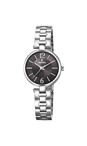 Festina Women's Analogue Quartz Watch with Stainless Steel Strap F20311/2