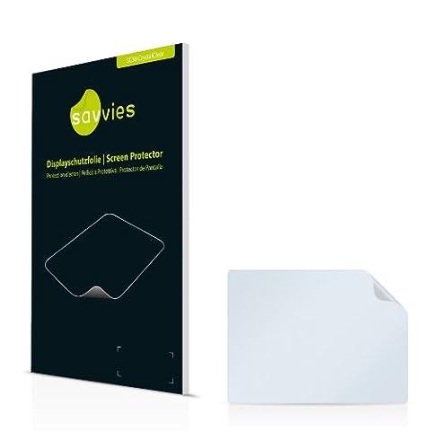Savvies SC50 film de protection écran adapté pour Praktica DPix 5200