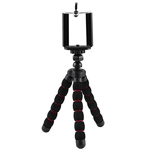 Steellwingsf Tintenfisch-Stativ, tragbarer universeller Flexibler Tintenpod-Stativ-Stativ-Takelkamera-Halter-weiteres Kamerazubeh?r