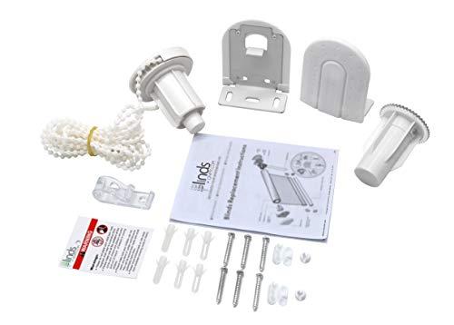 Holdsun Rollo Schatten U-Form Metall Core Kupplung Halterung Kordel Kette Repair Kit 28mm oder 38mm -