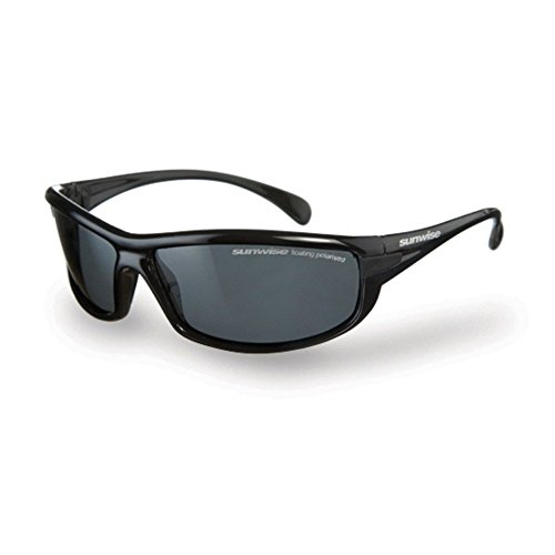 Sunwise Canoe Black Leisure polarised sunglasses - Float in water 6e46c1c9bb08
