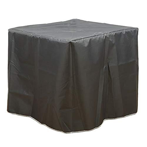 CAIJUN Gartenmöbel Abdeckung Abdeckplane Schutzhülle Grau Oxford Tuch Staubdicht Wasserdicht Sonnenschutz Reißfestigkeit Antialterung, Benutzerdefinierte Größe (Size : 180x140x100cm)