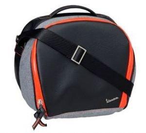 Original Vespa Innentasche schwarz orange für Topcase Vespa Primavera Sprint GTS