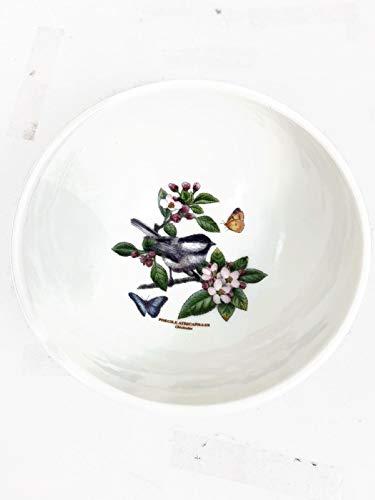 Portmeirion Botanic Garden Birds Dipschale Chickadee Portmeirion Botanic Garden Serveware
