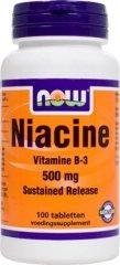 niacine-vitamin-b3-500-mg-100-tabl-s-r-verz-freisetzung-no