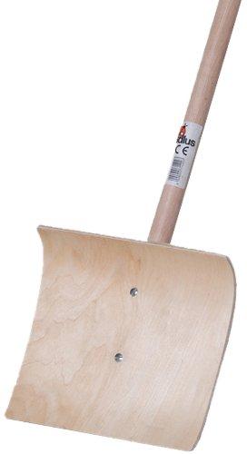 Adlus 71400-00 Kinder Schneeschieber Holz
