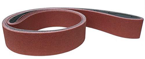 Klingspor LS 309 JF Schleifband | 50 x 2500 mm | 5 Stück | Körnung: 80