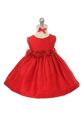 Sofyana Frock Flower Girl Dress And Birthday Girl Dress Even Your Little Girl Can Wear As Casual Dress.