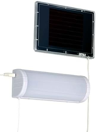 Ranex 5000.253 Applique à LED Tom avec Panneau Solaire Déporté