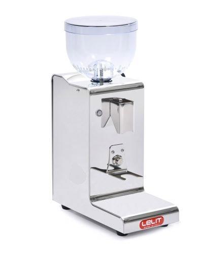 Lelit Fred PL044MM Kaffeemühle-Edelstahl-Gehäuse-Mikro-regulierung des Mahlens