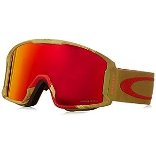 Oakley Unisex-Erwachsene Sonnenbrille OO7070 01 707032, Braun, 180