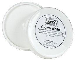 egenheiten DD08 Clown Wei- 8 Oz (Broadway Requisiten)