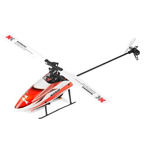WQGNMJZ K110 Fernbedienungs Flugzeug 6-Pass Drone RC Helikopter RC Flugzeug Spielzeug Kinderspielzeug Kompakt Tragbare Einsteiger-Flugzeug
