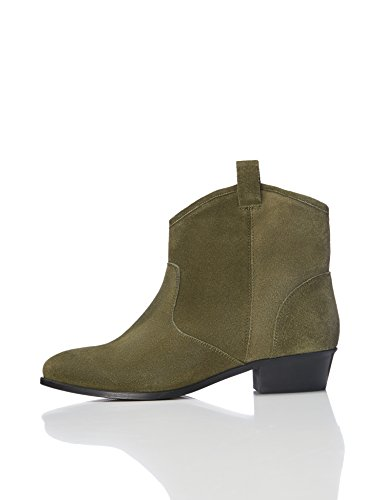 FIND Women's Ankle Boots in Sued...
