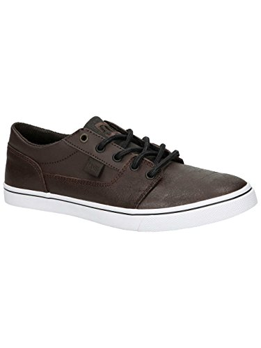 DC Shoes Tonik W le - Chaussures Pour Femme ADJS300068 Marron - Brown/Chocolate