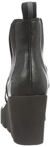 Marco Tozzi Damen 25436 Chelsea Boots Schwarz (BLACK ANTIC 002)