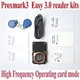 JCXSETCTOP New proxmark3V3easy3.0Kit NFC RFID Reader Writer SDK für RFID NFC Karte Kopierer + Schutz Muscheln proxmark III 3.0ID IC M1
