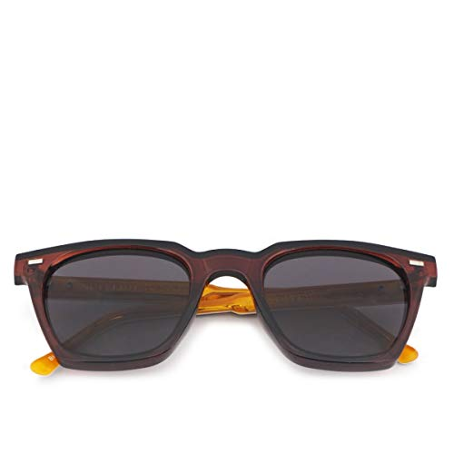 Spitfire | Blockkette Sonnenbrille Schwarz | SP_BLOCK CHAIN_RE-BK - DA SOLE
