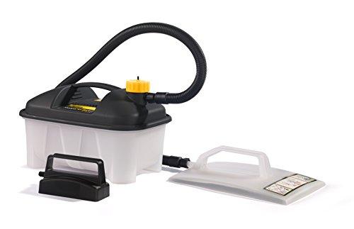 Wagner Dampftapetenablöser W 15, Dampfkraft 50 g/min, Behälter 4 l, Dampfzeit max. 70 min