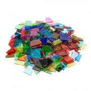 MosaixPro 200 g Glass Pieces, Multi-Colour