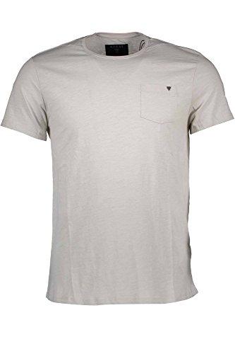 Guess Herren T-Shirt grau B947