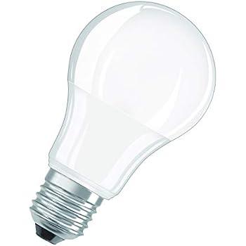 LEDVANCE Parathom Classic A - Lámpara LED (9 W, 60 W, E27, A+, 806 lm, 15000 h)