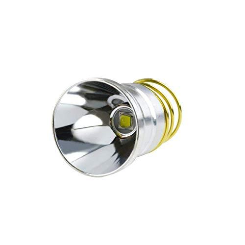 LUXNOVAQ Taschenlampen Glühlampe XM-L2 LED Glühlampe Ersatz Fügen Sie das P60 Design Module ein 1200LM 1 Modus Glühlampe Taschenlampe Ersatzteile für Surefire Hugsby C2 G2 Z2 6P G3 S3 D2 usw -