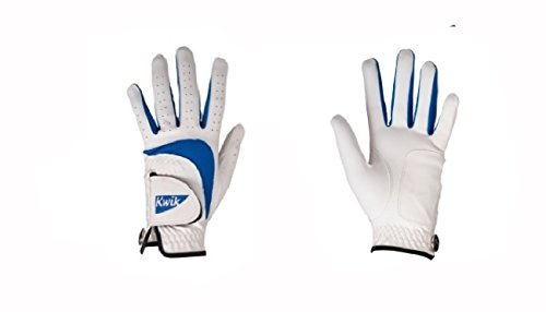 KWIK PATCH CABRETTA FULL GLOVES WITH LYCRA KNUCKLES