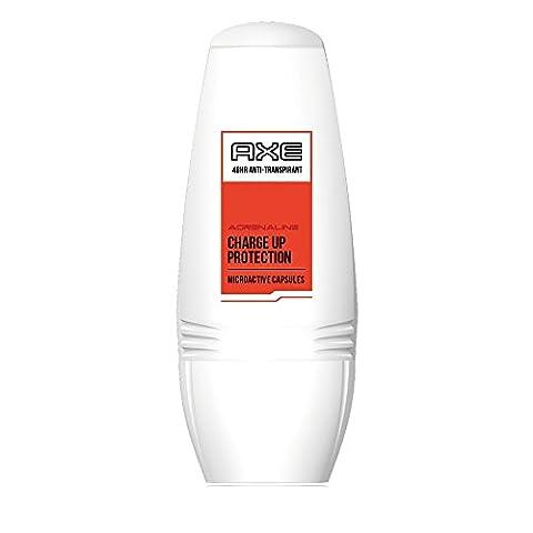 Axe déodorant Homme Bille Anti Transpirant Adrenaline 50ml - Lot de 2
