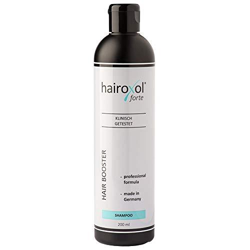 HAIROXOL | Shampoo gegen Haarausfall | Spezialpflege gegen dünnes Haar | Mehr Volumen für Männer und Frauen