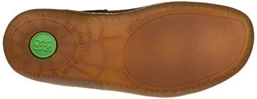 El Naturalista Damen N5270 Soft Grain El Viajero Closed-Toe Sandalen Braun (Wood / Brown)