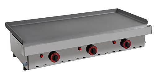 Plancha a gas industrial cocina 100 - MBH