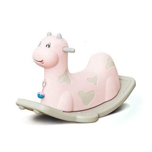 Rocking chair Fauteuil à Bascule Health UK ※ Kids en Plastique Anti-Chute avec Base antidérapante